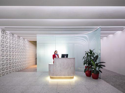Virgin Australia Lounge, Adelaide